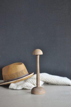 porte-chapeaux-en-bois