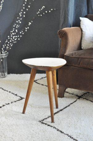 table-tripode