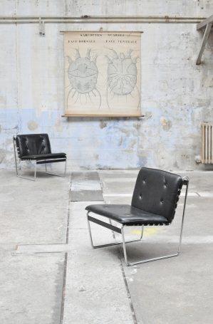 fauteuil-cuir-design