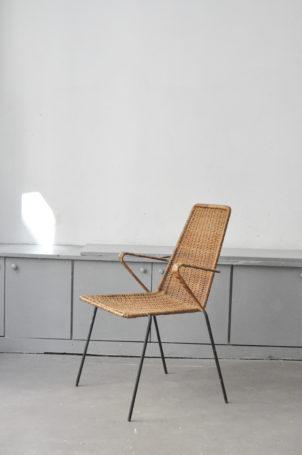 fauteuil-en-rotin-vintage