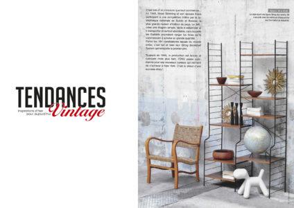 Tendances vintage